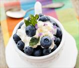 Fresh Mixed Berries & Cashew Vanilla Cream