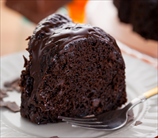 "Fudgy ""Chocolate"" Cake (AIP)"