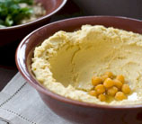 Garlicky White Bean Hummus