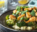 Ginger Lime Chicken and Broccoli
