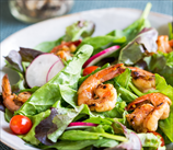 Ginger Shrimp Salad