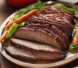 Grass-Fed Beef Brisket with Horseradish