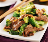 Grass-Fed Beef and Broccoli with Garlic Sauce (AIP)