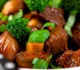 Grass-Fed Beef and Broccoli with Mushrooms (AIP)