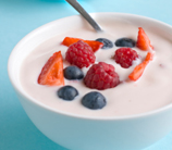 Greek Yogurt & Berries