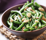Green Beans with Sliced Almonds