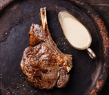 Herb-Rubbed Grass-Fed Ribeye Steaks