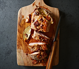 Herb Roasted Turkey Tenderloin