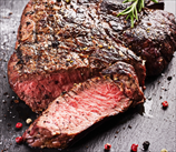 Herb Rubbed Grass-Fed Sirloin Tip Roast