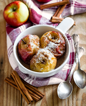 Instant Pot Cinnamon-Ginger Apples