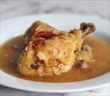 Instant Pot Keto Chicken Bacon Stew