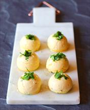 Instant Pot Keto Sous Vide Egg Bites (Cheddar)
