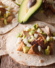 Instant Pot Paleo Carnitas with Lime and Avocado