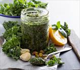 Kale-Pistachio Pesto