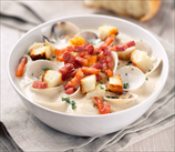 Keto-Friendly Clam Chowder