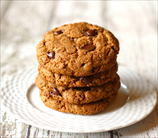 Keto Almond Butter Chocolate Chip Cookies