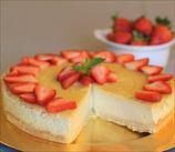 Keto Cauliflower Cheesecake