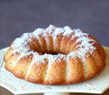 Keto Coconut Sponge Cake