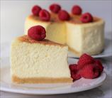 Keto New York Cheesecake (Instant Pot + Oven Methods)