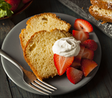 Easy Pound Cake (Low Carb)