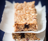 Keto Raw Almond Coconut Power Bars
