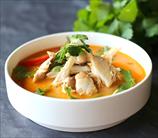 Keto Thai Chicken Curry