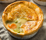 Keto Turkey Pot Pie