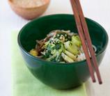 Korean Spinach & Sesame Seed Salad