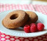 "Keto Cinnamon ""Sugar"" Donuts"