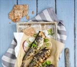 Mediterranean Sardine Stacks