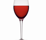 One 5 Ounce Glass Merlot