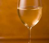 One 5 Ounce Glass Organic Sauvignon Blanc