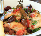 One Pan Chicken Provencale