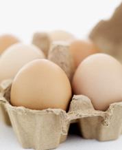 Organic Egg & Kiwi Snack