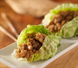 Paleo Asian Turkey Lettuce Wraps