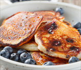 """Keto """"Buttermilk"""" Pancakes"""