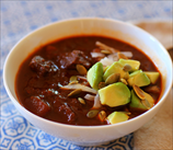 Paleo Chili with Bison and Squash