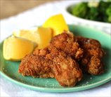 Paleo Pan-Fried Oysters