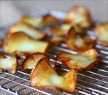 Paleo Parsnip Chips