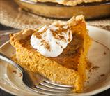 Paleo Pumpkin Pie II
