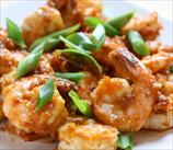 Paleo Sichuan Shrimp