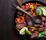 Paleo Steak Fajitas
