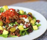 Keto Paleo Taco Salad