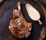 Perfect Pan-Seared Ribeye Steak