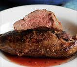 Perfect Pan-Seared Teres Major Steaks