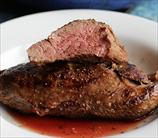 Perfect Pan-Seared Teres Major Steaks