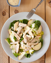Pork and Apple Salad (AIP)