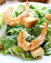 Primal Shrimp Caesar Salad