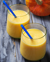 Superfat Pumpkin Smoothie