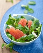 Quick Chicken-Grapefruit Salad with Citrus Dressing